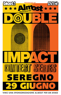 Almost Double Impact Contest